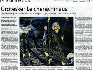 aus Reutlinger Nachrichten/SWP 17.6.2014
